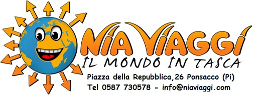 Logo NIA VIAGGI